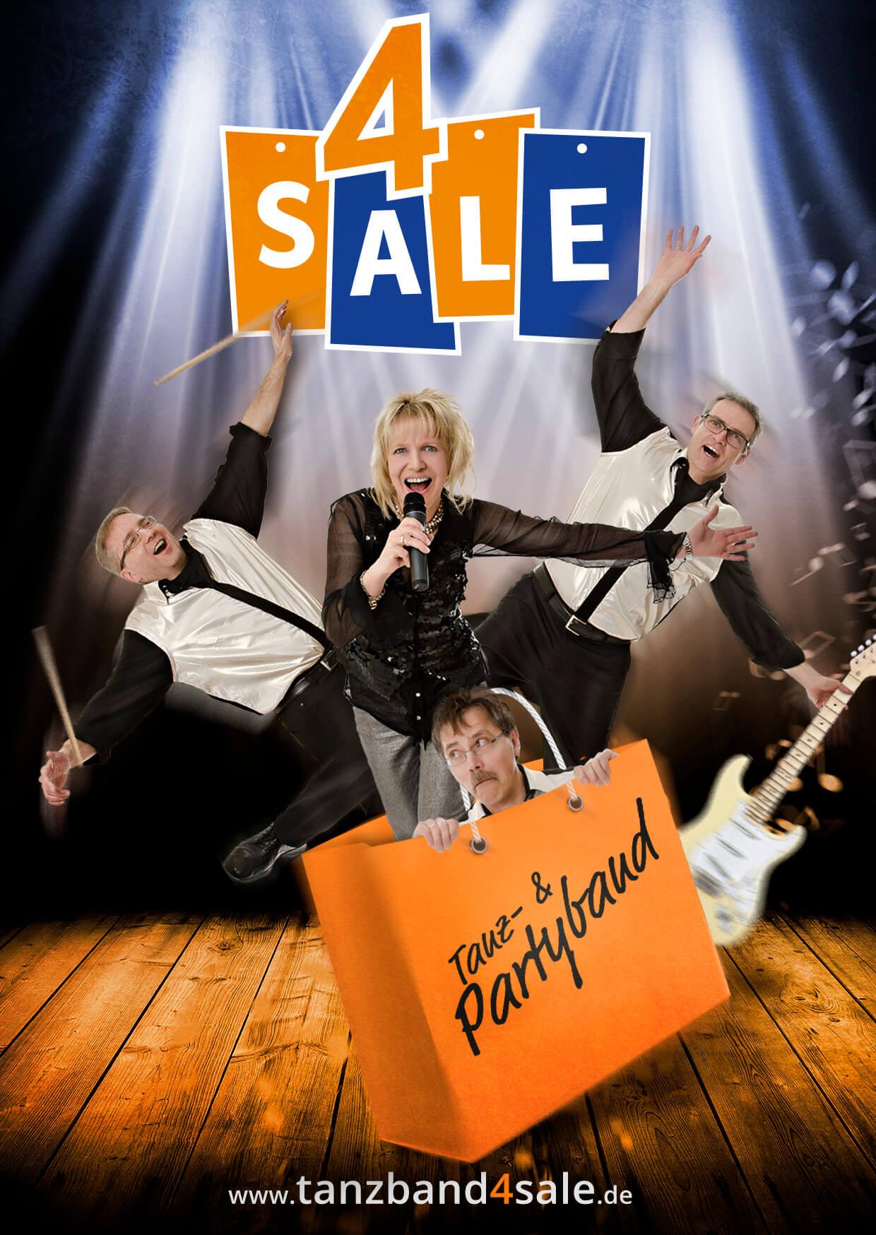 Downloads - Plakat 4 SALE mit Logo