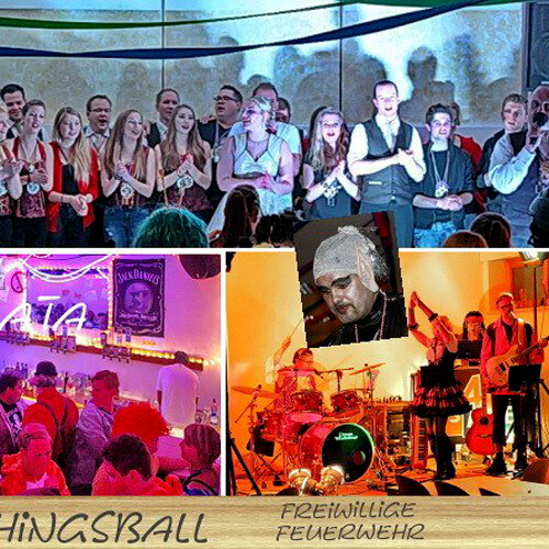 Faschingsball Ollarzried