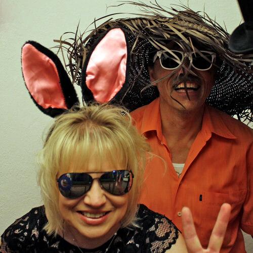 Roland und Claudia Fotobox Bolsterlang